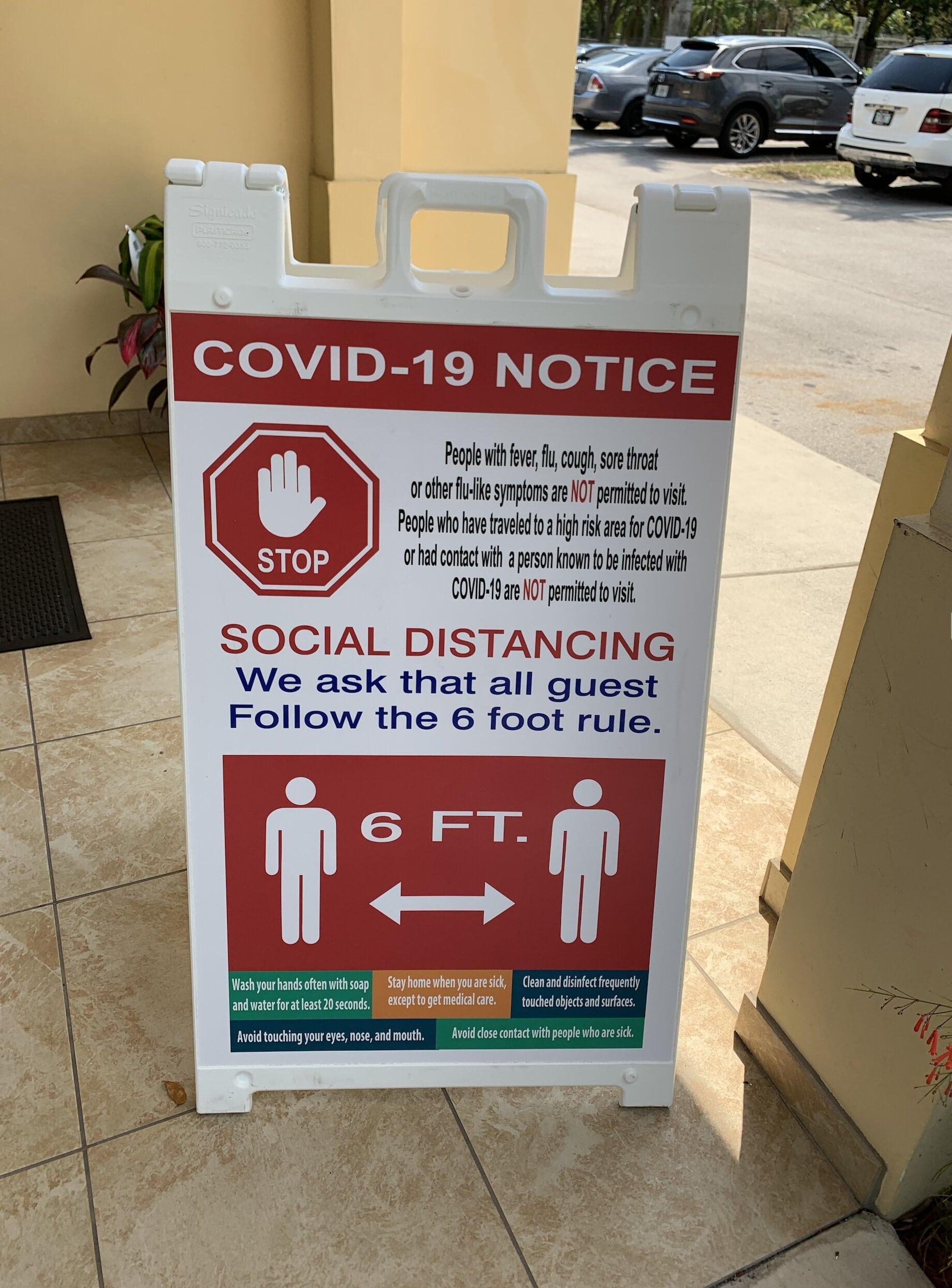 Covid19 Signs