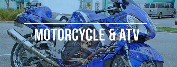 Motorcycle & ATV